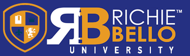 richie bello university logo